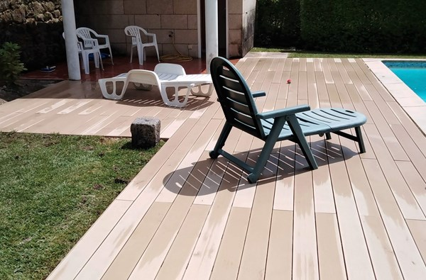 CDECK Deck REDWOOD PISCINA 3