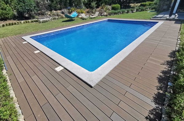 CDECK Deck REDWOOD PISCINA 11
