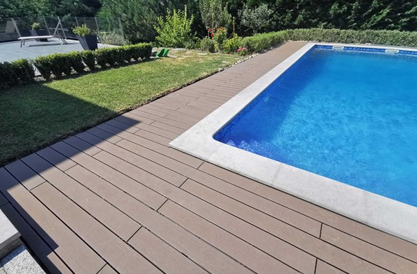 CDECK Deck REDWOOD PISCINA 12