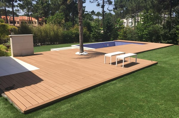 CDECK Deck REDWOOD PISCINA 13