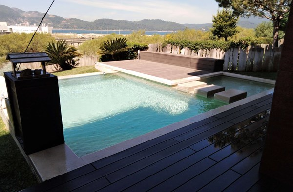 CDECK Deck REDWOOD PISCINA 2