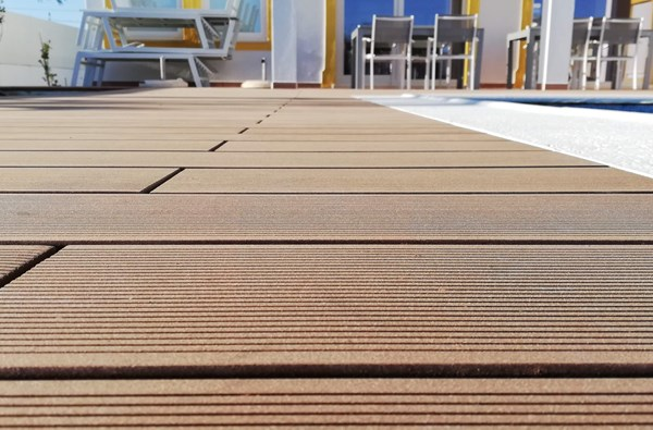 CDECK Deck REDWOOD PISCINA 6