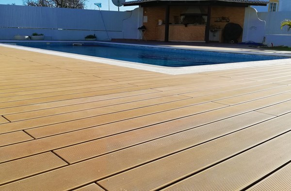 CDECK Deck REDWOOD PISCINA 7