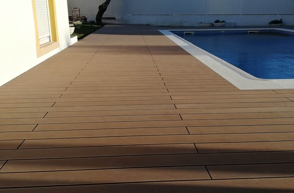 CDECK Deck REDWOOD PISCINA 8
