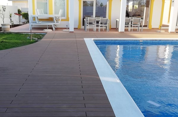 CDECK Deck REDWOOD PISCINA 9