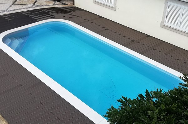 CDECK Deck CHOCOLATE PISCINA 8
