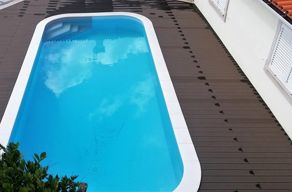 CDECK Deck CHOCOLATE PISCINA 9